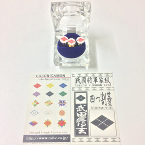 COLOR KAMON original cuffs set TAKEDA